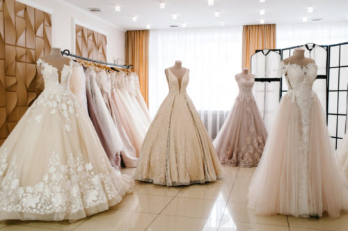憧れのドレスや着物にこだわりたい