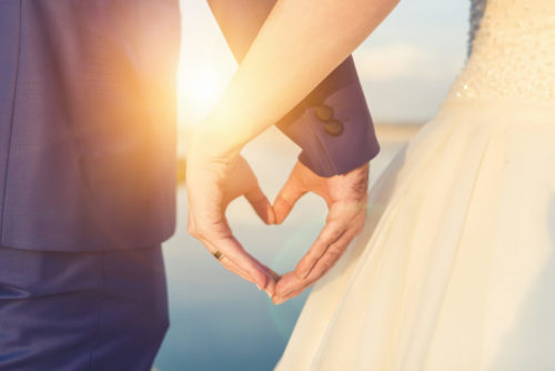 役所に転入届と婚姻届を提出する