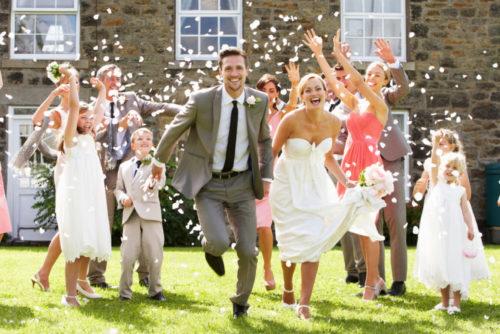 30~40人の結婚式はこだわる人が多い