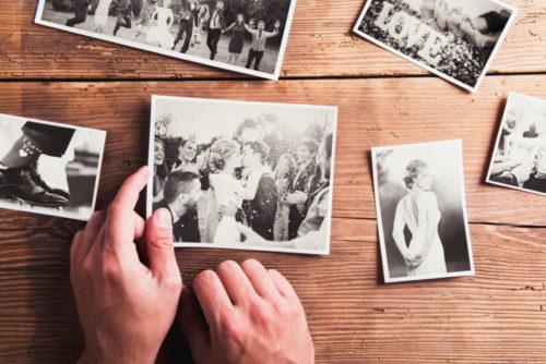 記念写真の焼き増しは1枚3,000~5,000円