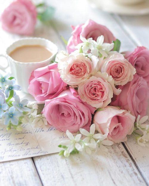 【1位】バラ:華やかさ、かわいらしさ、気品を備え、色や咲き方のバリエーションも豊富!