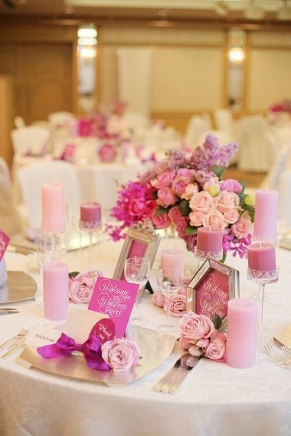 ピンクのバラ:ピンクだけでも色や形のバリエーションがたくさん!可愛い結婚式の王道品種!