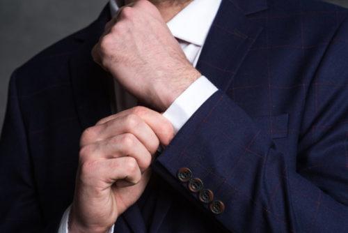普段遣いはもちろん、フォーマルな一着も!「スーツ」