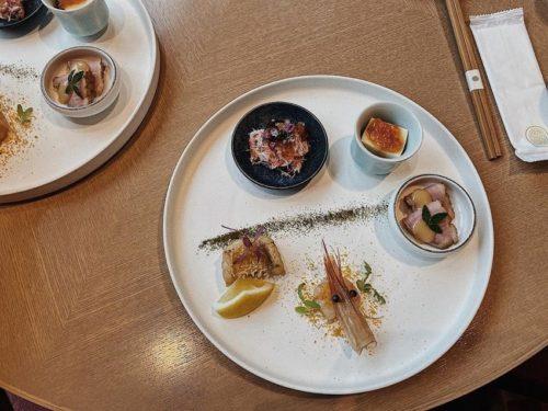 和食ベースでゲストが喜びそう!